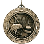 HOCKEY Spinning Medal